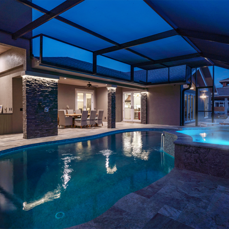 Beyond the Pool – Custom Designed Poolside Accoutrements