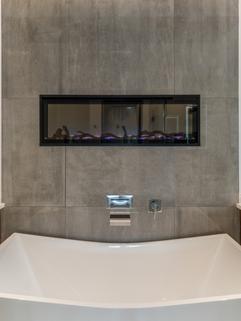 The Lake House Master Bath