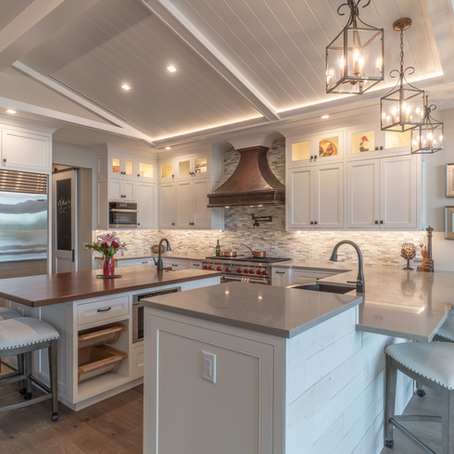 Custom Storage Solutions to Consider for Your Kitchen
