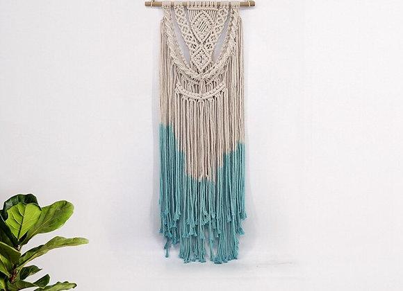 Woven Tassel Tapestry