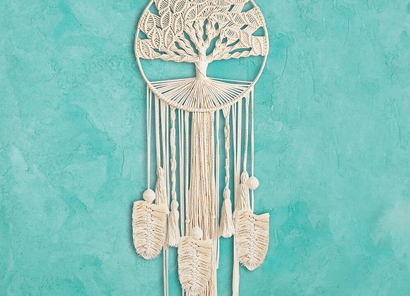 Cht-N-Ankh (Tree of Life) Tapestry