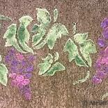 壁画「葡萄」                                                        Murare「UVE」