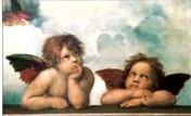 二人の天使 Raphael