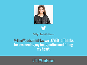 Phillipa Soo - The Woodsmn Review