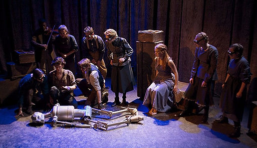 The Woodsman Play: 2015 Cast