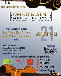 20210809_Omnipresent Music Festival_Edward W. Hardy_Morris-Jumel Mansion_Poster_OMF_2021.j