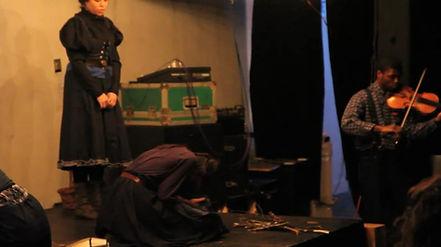 Edward W. Hardy in The Woodsman Play 2013 Standard ToyKraft: Strangemen & Co.