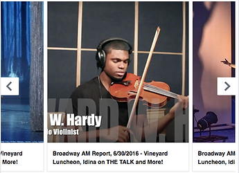 Broadway World Edward W. Hardy
