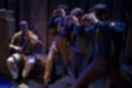 The Woodsman Play: 2015 59E59 Theaters: Edward W. Hardy