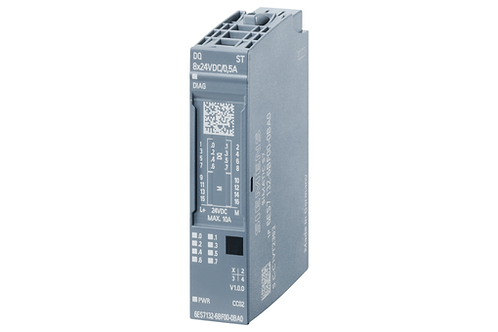 ET 200SP Digital Output DQ 8x24V DC/0.5A Standard