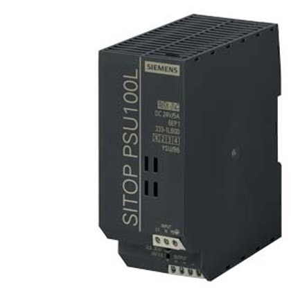 SITOP PSU100L 24 V, 5 A