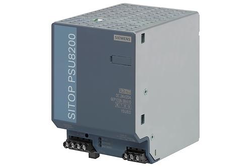 SITOP PSU8200 1-phase, 24 V, 20 A