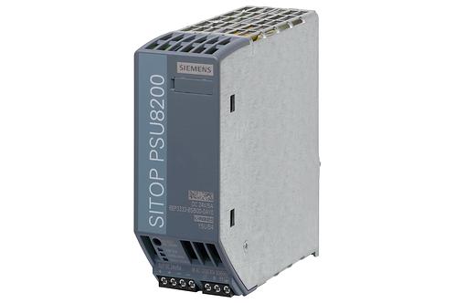 SITOP PSU8200 24 V/5 A Stabilized power supply input: 120/230 V AC, output: 24 V