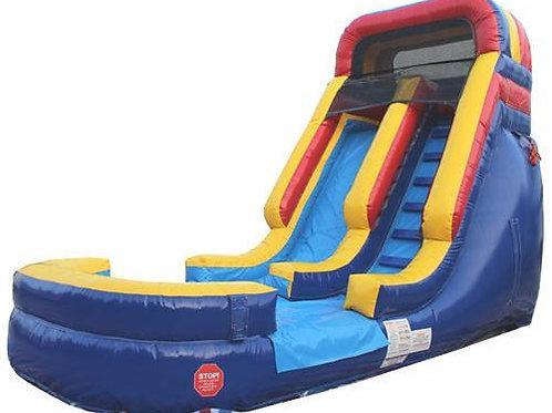 14' Dry Wet Slide