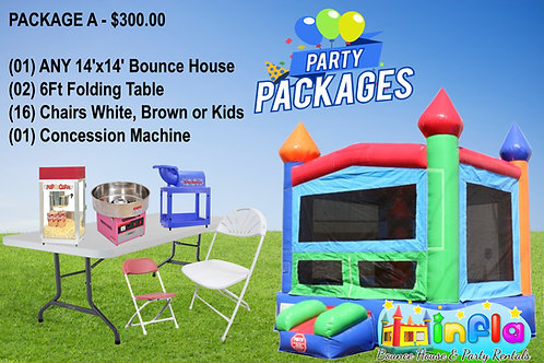 Bounce Package A