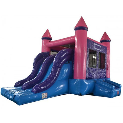 Princess Castle Dual Slide