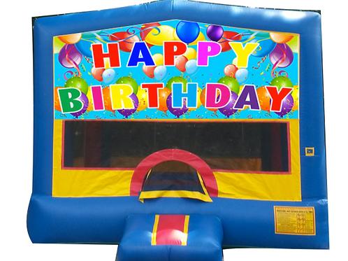 Happy Birthday Bounce 15'x15'