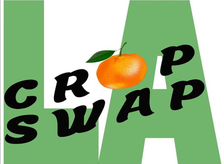 """Crop Swap LA"" is the new West Adams Crop Swap"