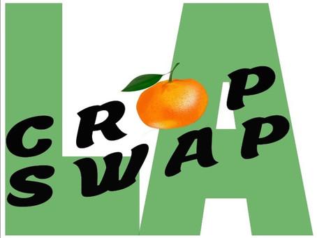 """Crop Swap LA"" is the new West Adams Crop Swap"
