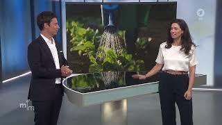 Crop Swap LA™ On German TV