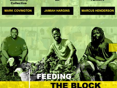 Feeding The Block