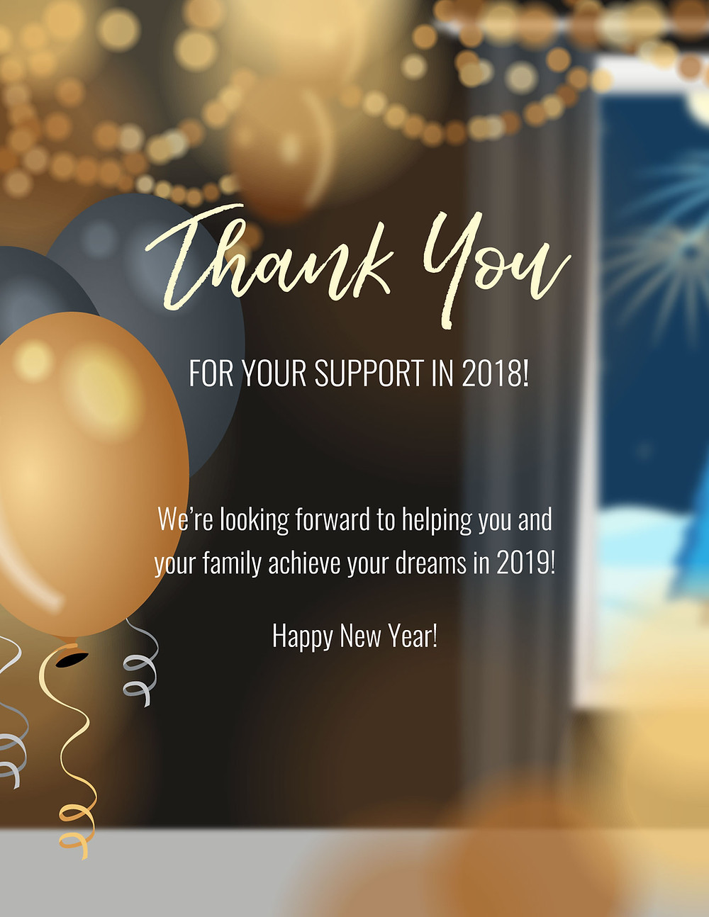 Here's to a Wonderful 2019! [UNCATEGORIZED] | Simplifying The Market