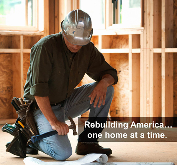 Rebuilding America One Home At A Time   Simplifying The Market
