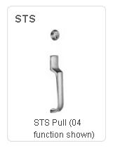 810-STS Pull Trim x 10B