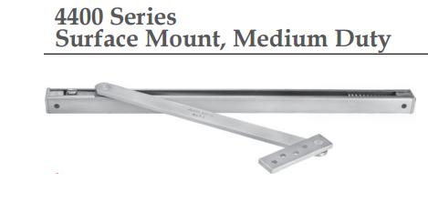 ABH 4421 Surface Mount Medium Duty Stop x 32D