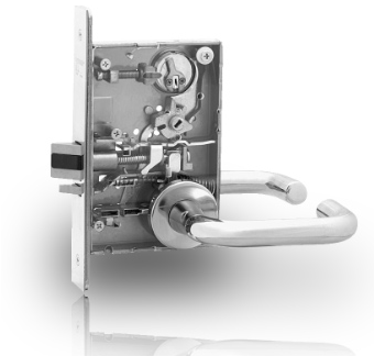 KD-8225 Mortise Lock x LN/J x LA Keyway x 32D