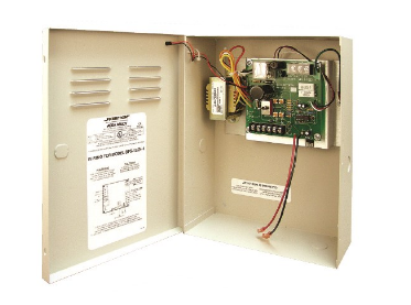 Securitron Boxed Power Supply 12-1: 12VDC, 1 AMP
