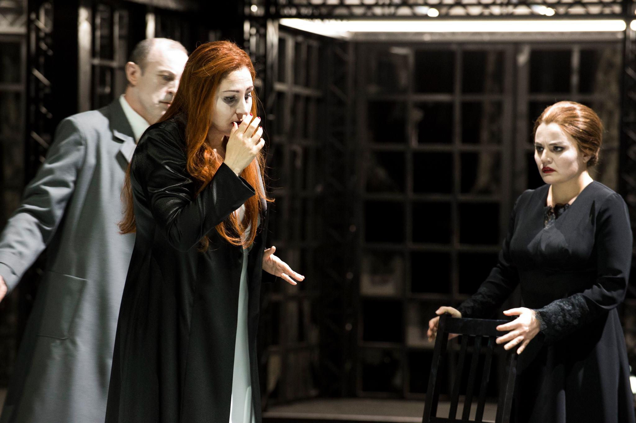 Dama di Lady Macbeth
