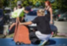 fete famille sherbrooke enfant parkour trampoline