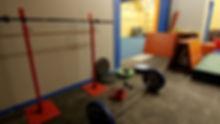 training halterophilie sherbrooke enfant parkour module