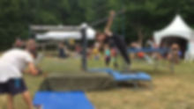 fete sherbrooke enfant parkour trampoline centre ville shazam