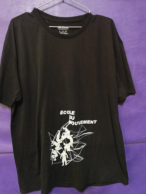 """T-Shirt """"École du Mouvement"""""""
