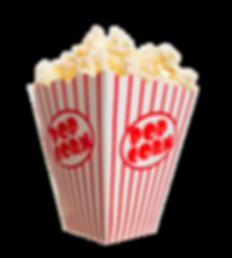 popcorn Oversized Custom Props