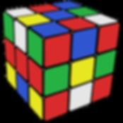 Rubiks Cube Oversized Custom Props