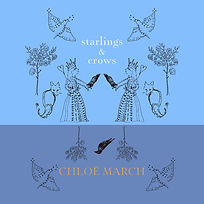 Cover Art 'Starlings & Crows' Album by Chloë March
