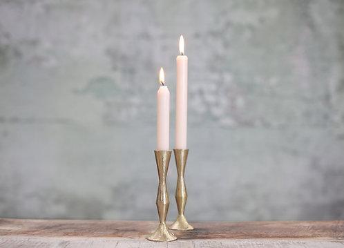 Jahi Tall Brass Candlestick