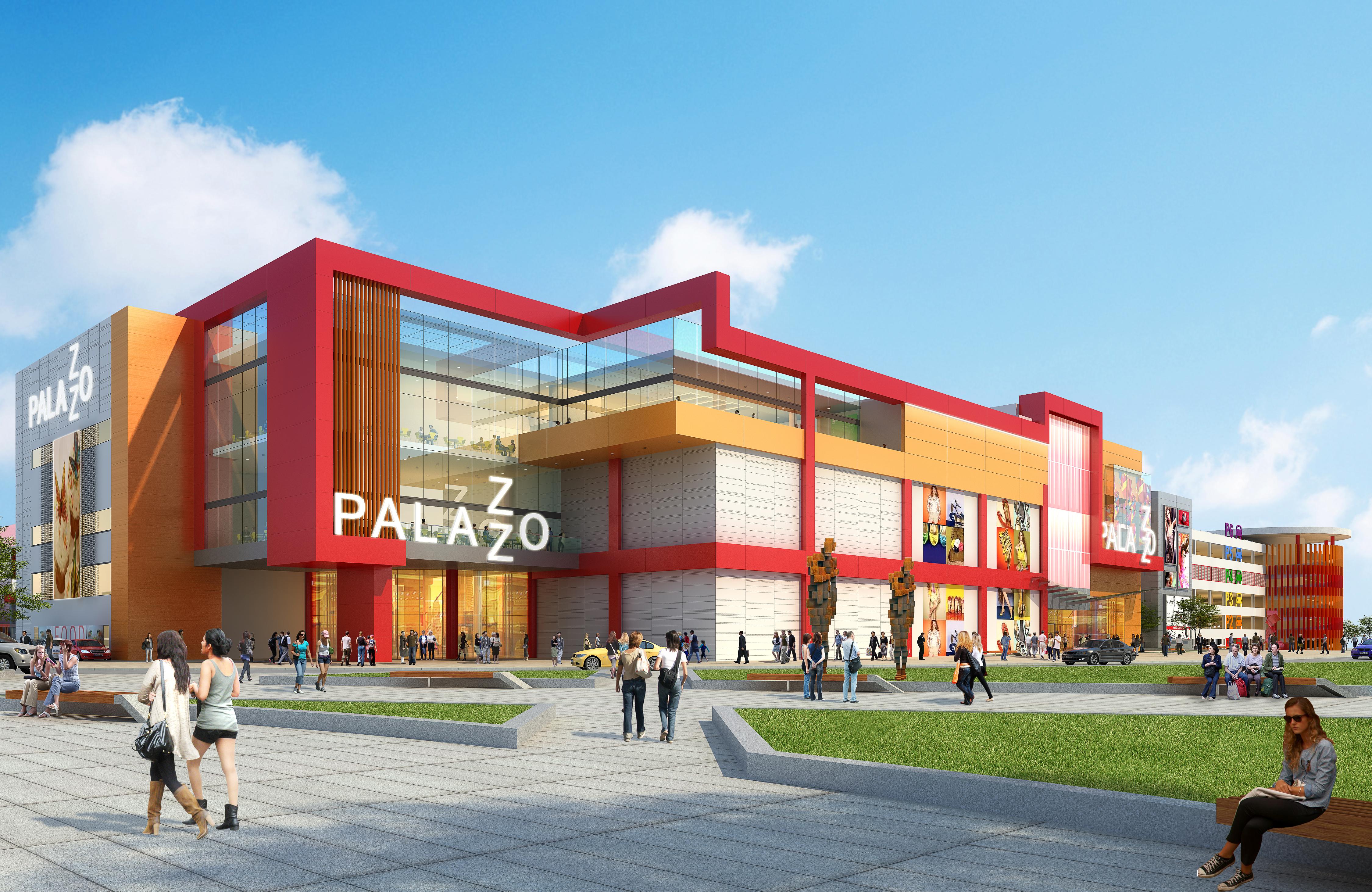 Palazzo Mall
