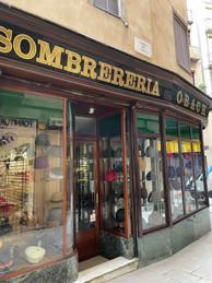 GENTRIFICATION IN BARCELONA'S SHOPPING CENTER