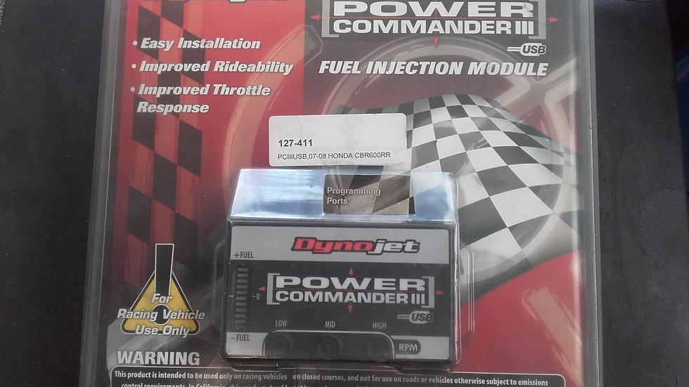 Honda CBR 600RR Power Comander 3