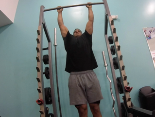 How To Get Your First Chin-up