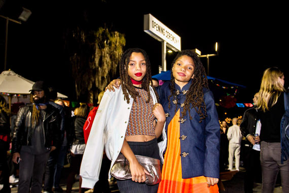 Opening Ceremony Issey Miyake L.A