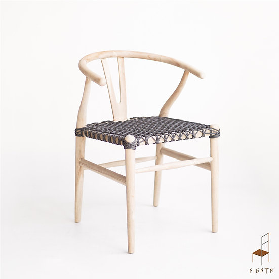 Shanghai Or Dining Chair - Outdoor Solid Wood Furniture