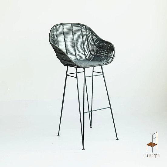 Dizi Or Barstool - Outdoor Furniture