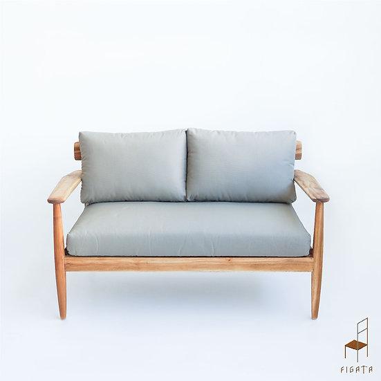 Peluti Sofa - Solid Wood Furniture