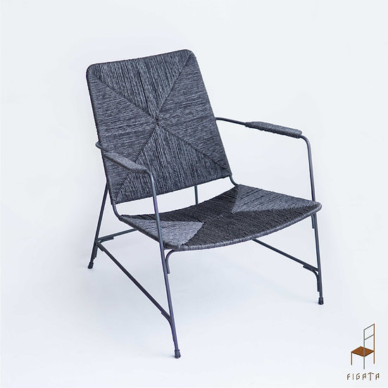 Mini Cowen 4wx Occasional Armchair - Outdoor Furniture