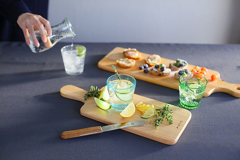 Squarish Serving Board